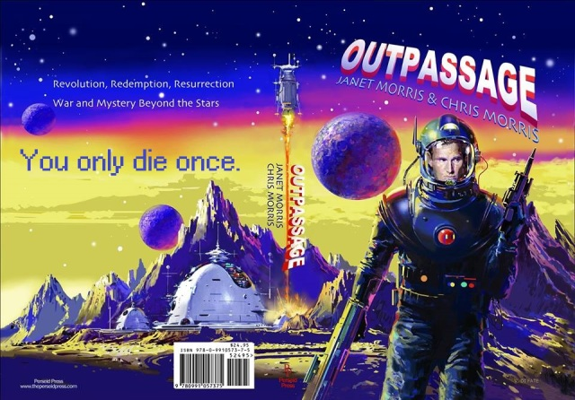 OUTPASSAGE - Great Science Fiction!